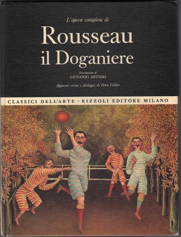 ROUSSEAU IL DOGANIERE CLASSICI DELL'ARTE volume 29