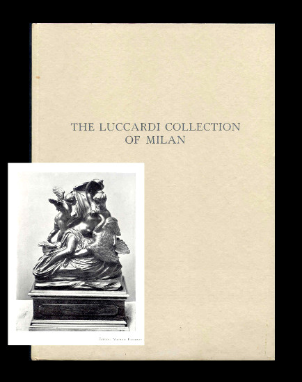 THE LUCCARDI COLLECTION OF MILAN TRANSLATED INTO ENGLISH BY L. WAIN