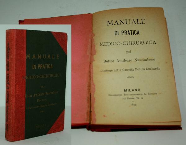 MANUALE DI PRATICA MEDICO-CHIRURGICA