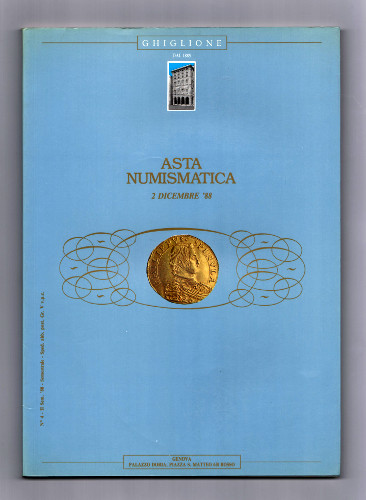 ASTA N°5 APRILE 2013